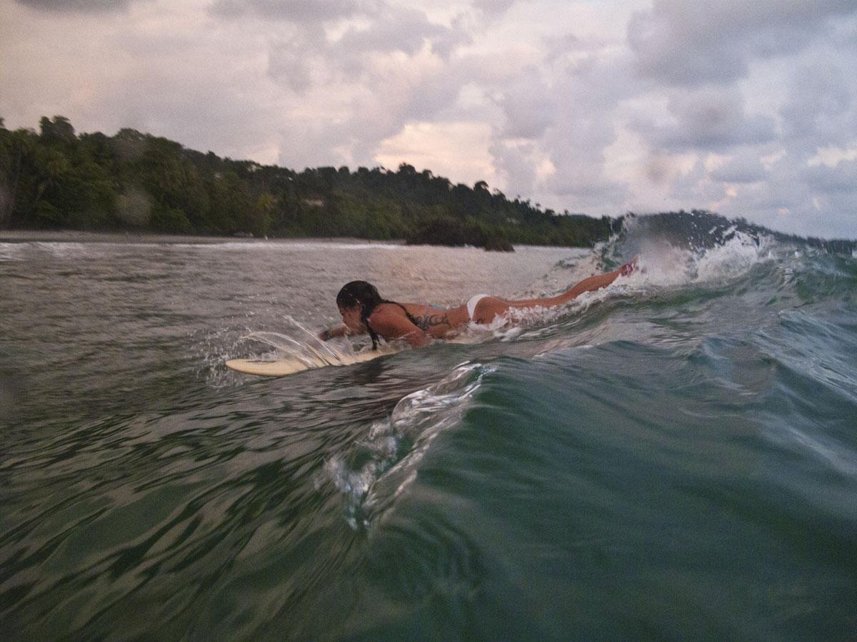 Sunset Surf, Costa Rica