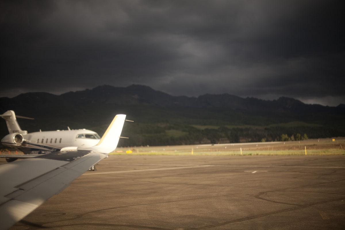 foreboding, Telluride Regional Airport