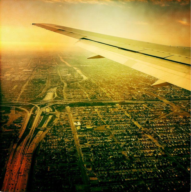 JFK->LAX