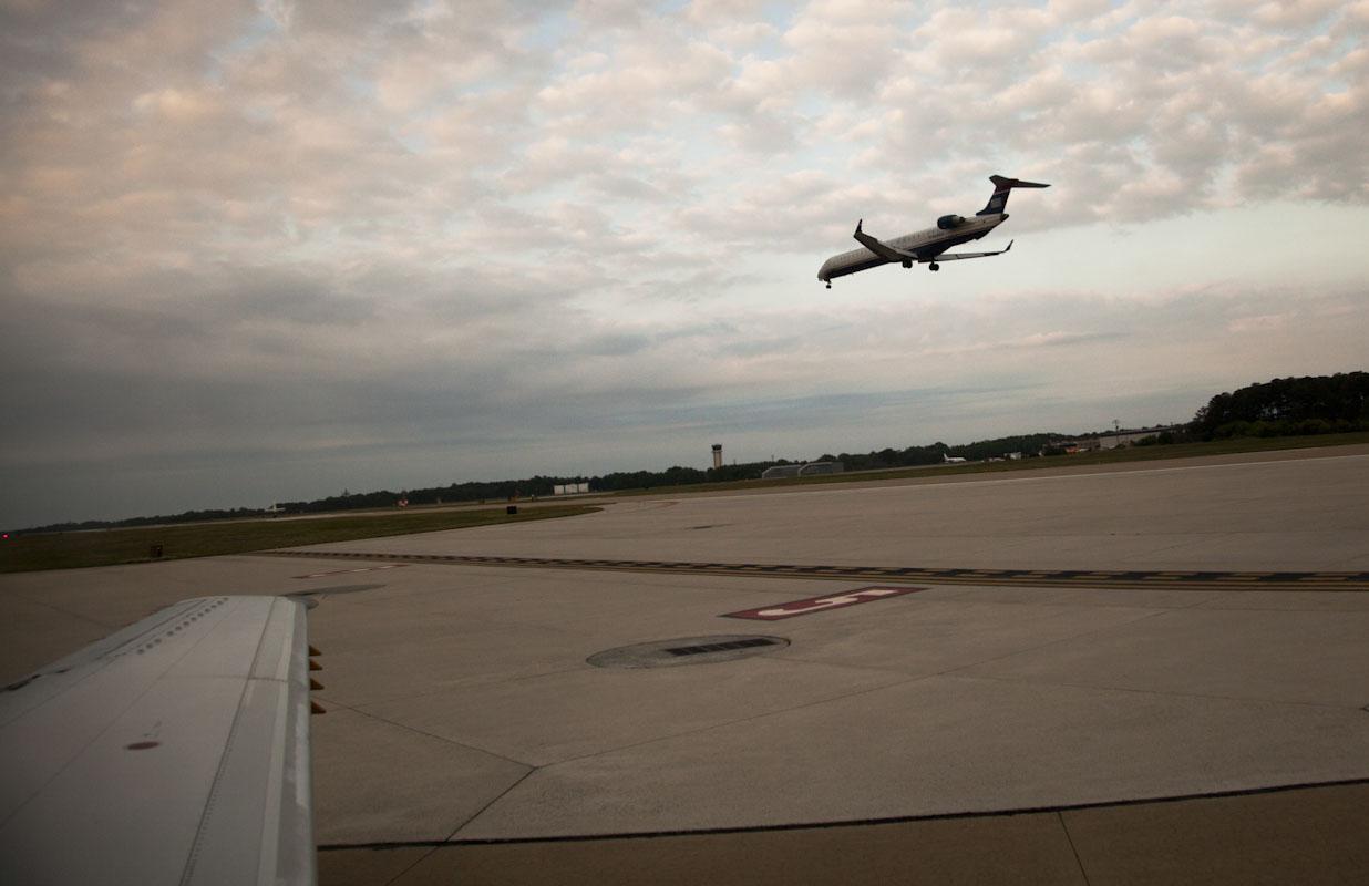 Norfolk International Airport, Norfolk VA