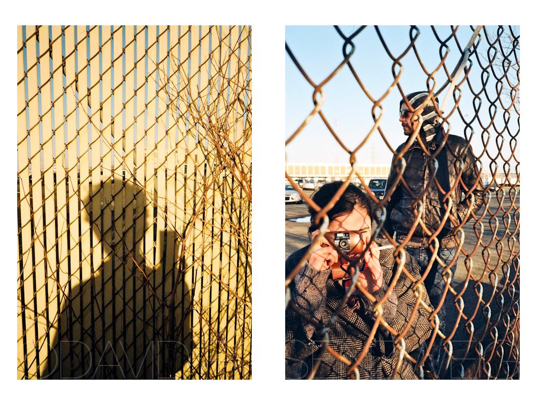 Selfie, Julie and Royal in NJ