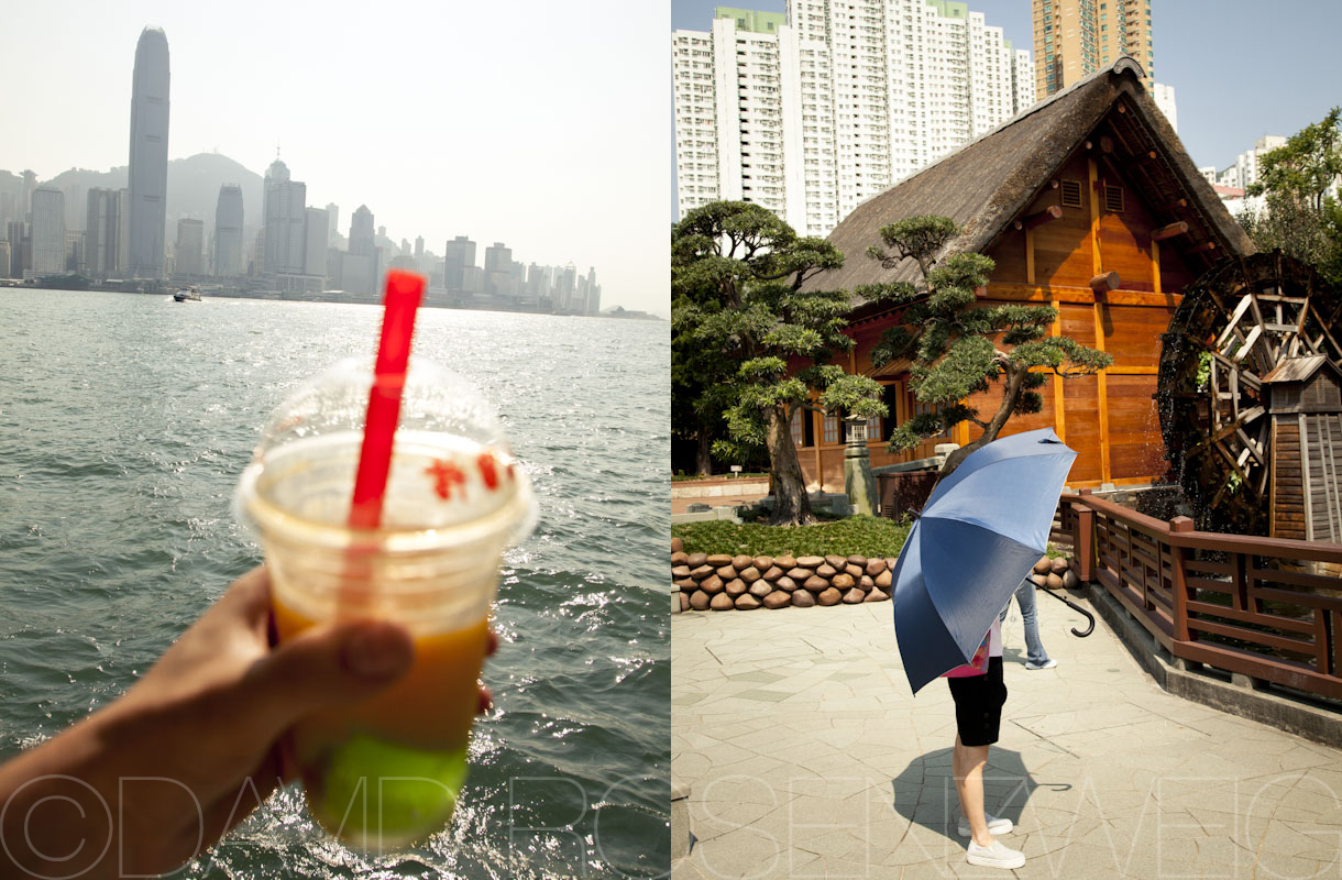 Its rainy and Im sick. Back to photos from my round the world journey. Hong Kong