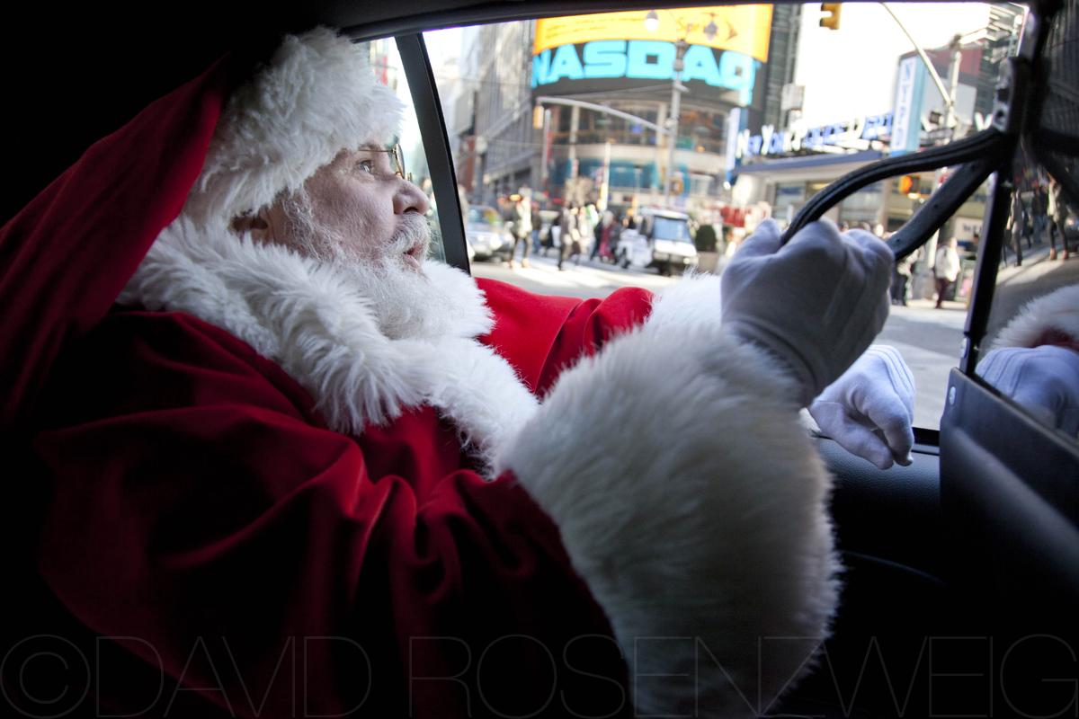 Merry Christmas, NYC
