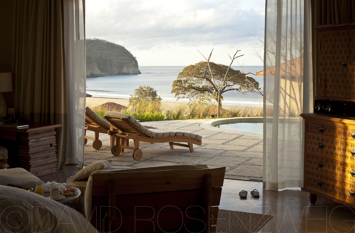 Room with a view, Nicaragua