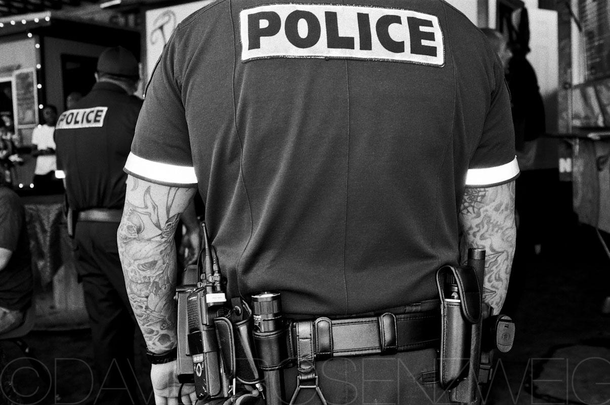 Police, SXSW