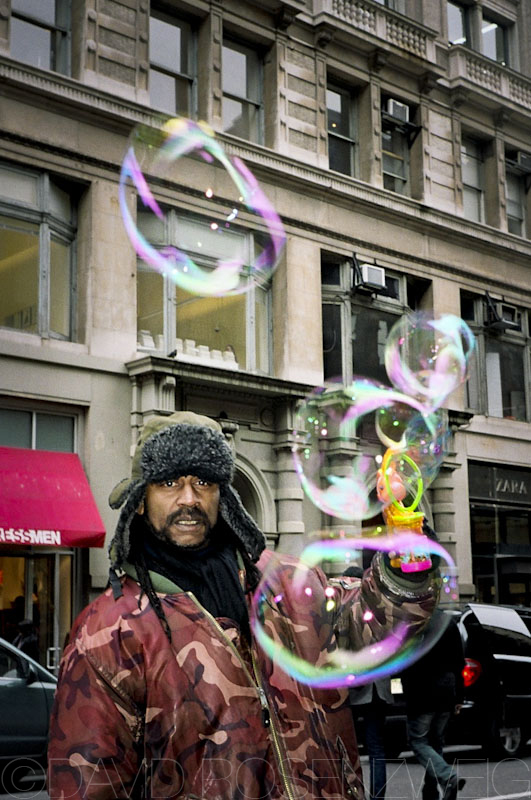 One of the great things about traveling so much is that when Im home in NY for 12 hours I see the city through fresh eyes (sometimes those of a tourist).   Bubbles in SOHO