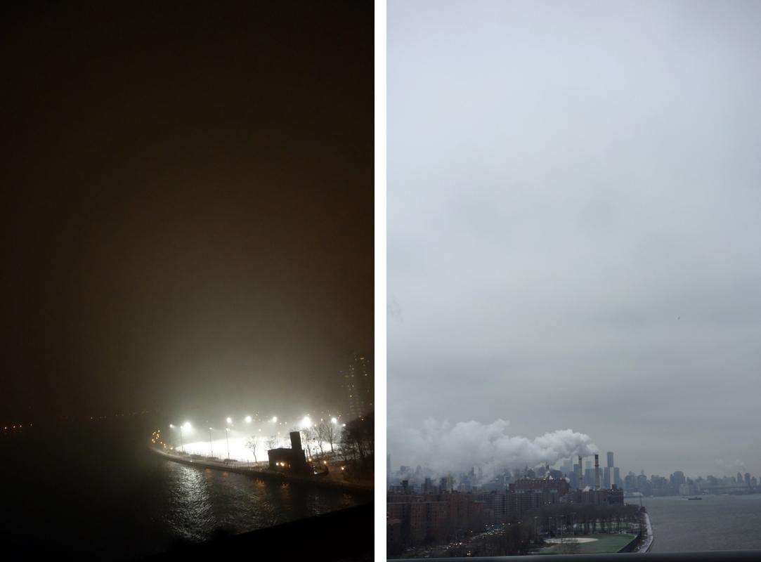 NY by night, NY by day
