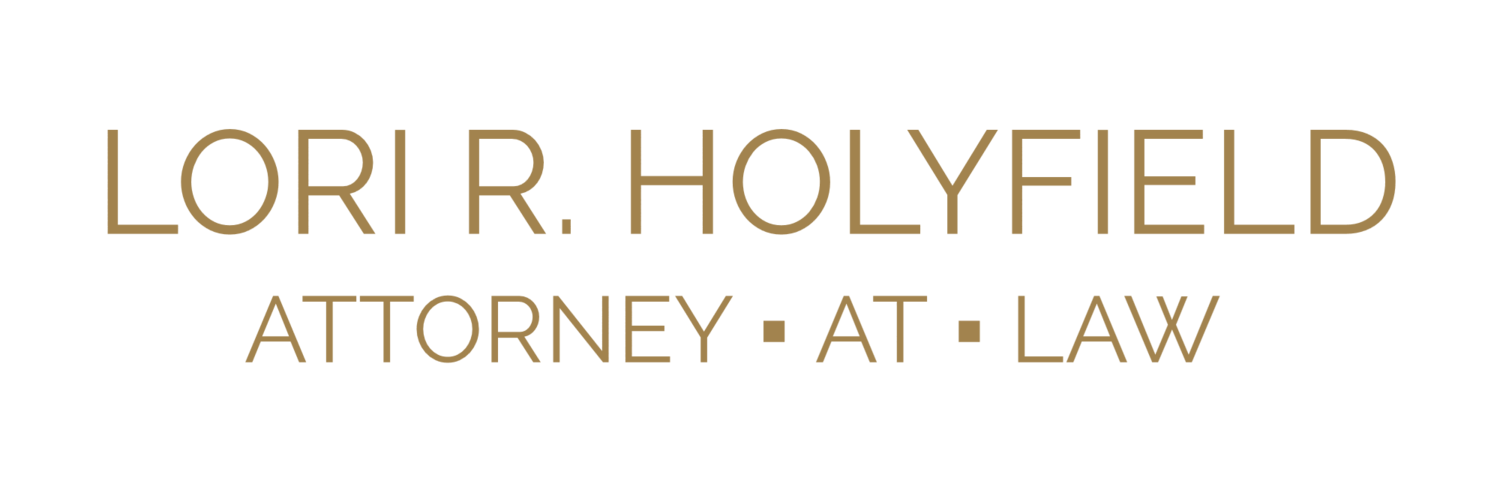 Lori R. Holyfield Attorney at Law