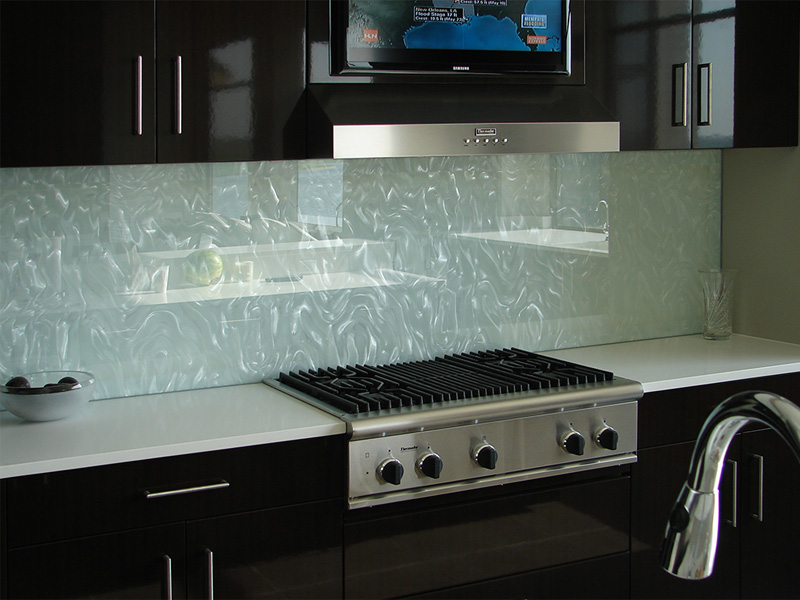 backsplashes elite glass services 25 kitchen backsplash glass tile ideas in a more modern touch