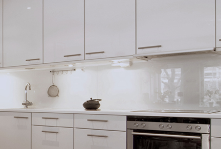 white kitchen glass backsplash backsplashes elite glass services 22711