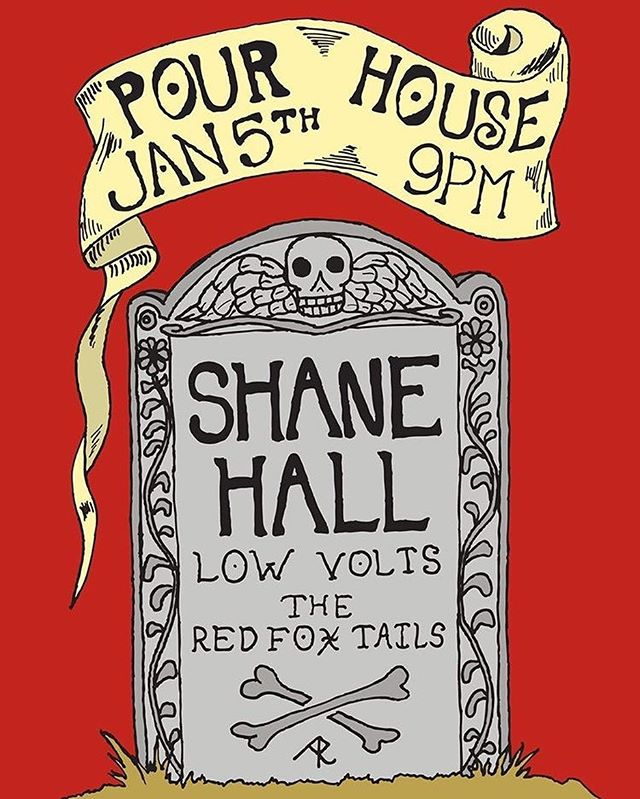 Coming up this Saturday, Jan 5! Super Stoked on this lineup! Tonite we're at Seven Grand San  Diego! @pourhouseoceanside #oceanside #california #sandiego @lowvolts @shanehallofficial