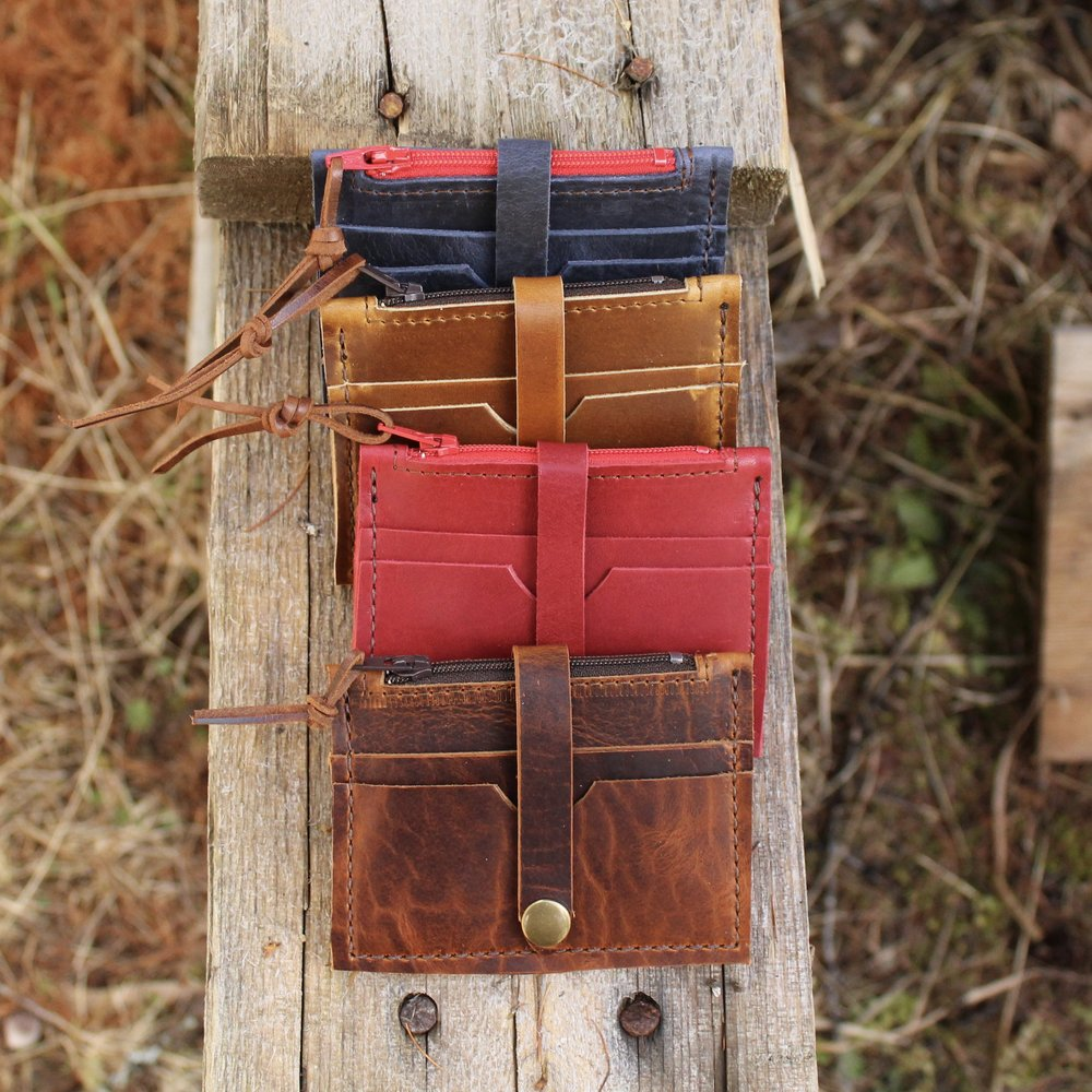 Traci Wallets - assorted