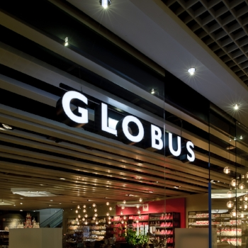 GLOBUS Lausanne, Switzerland