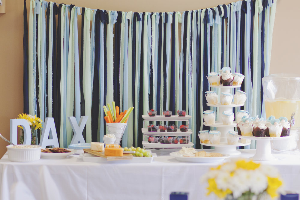Oh Boy! Baby Shower - Photo Credits to Kyra Jasman Photography