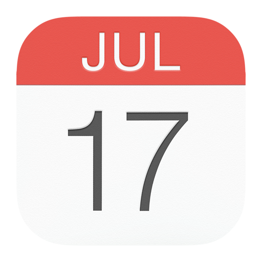 A calendar app can be very helpful for keeping yourself organized. Mark important dates, assignments, tests, and activities. Most calendar apps even allow you to set up alarms and reminders to give you a heads up.