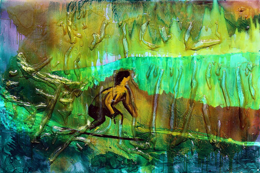 Behind The Wave 017 Herbie Resin Painting 2013 IMG_8833 CC-C LR.jpg