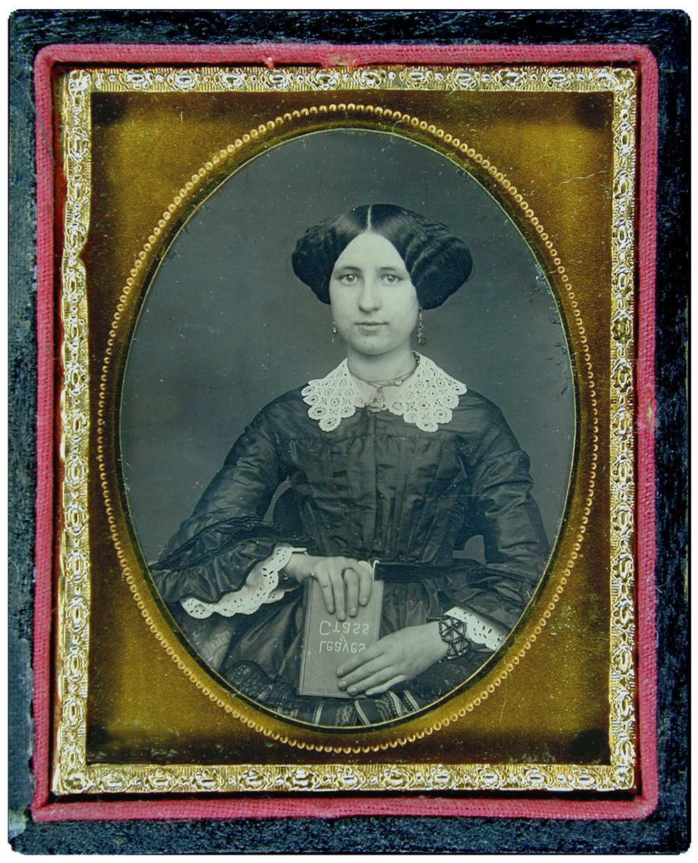 Politics: Daguerreotype (Young Woman with Whitman)