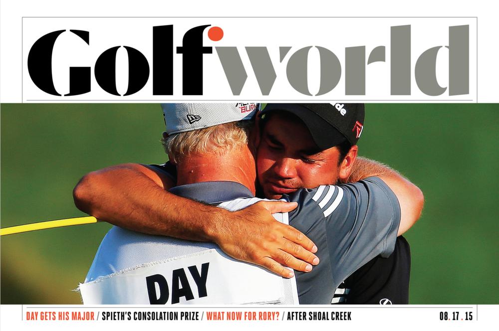 Golf World, August 17, 2015