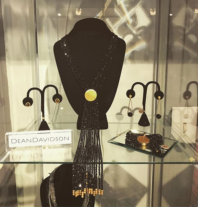 Come shop the DeanDavidson Collection at TBC! Perfect for a holiday gift 🎁 #dean #davidson #jewelry #shoplocal #shopsmallbusiness #shopguilford #shopping #shop #shopsmall