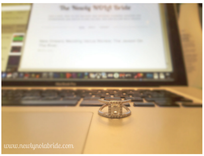 NOLA Bride Engagement Ring Insurance