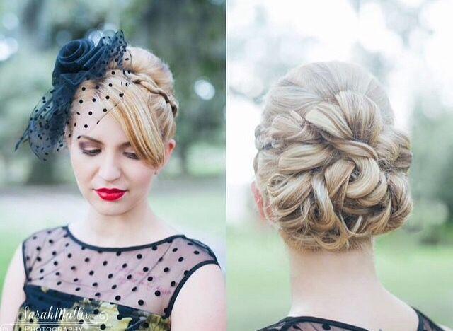 Brilliant 20 Summer Wedding Hairstyles For The New Orleans Bride The Nola Short Hairstyles Gunalazisus