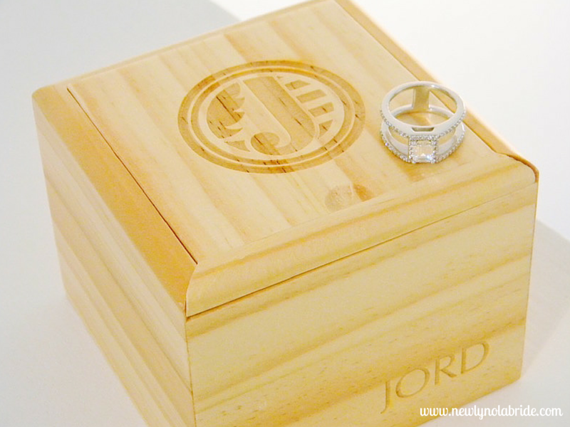 Jord Wooden Watches are unique, eco-friendly and the perfect gift for any bride!