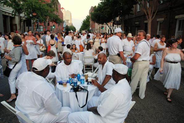 White Linen Night | Photo Credit:  CACNO