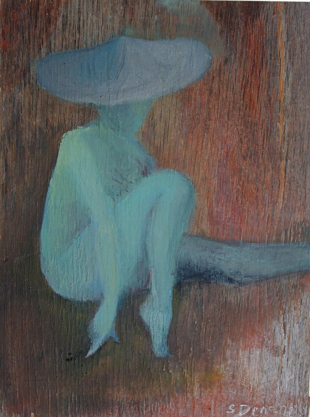 Blue limbs