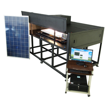 Solar Module Quantum Efficiency Measurement System