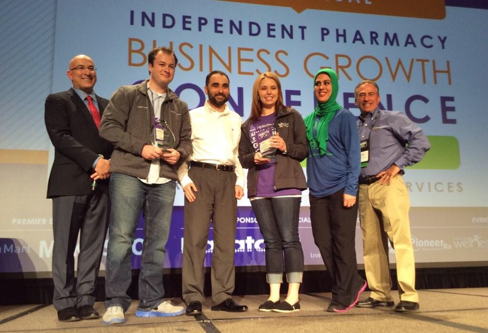 PDS 2015 Pharmacists of the Year
