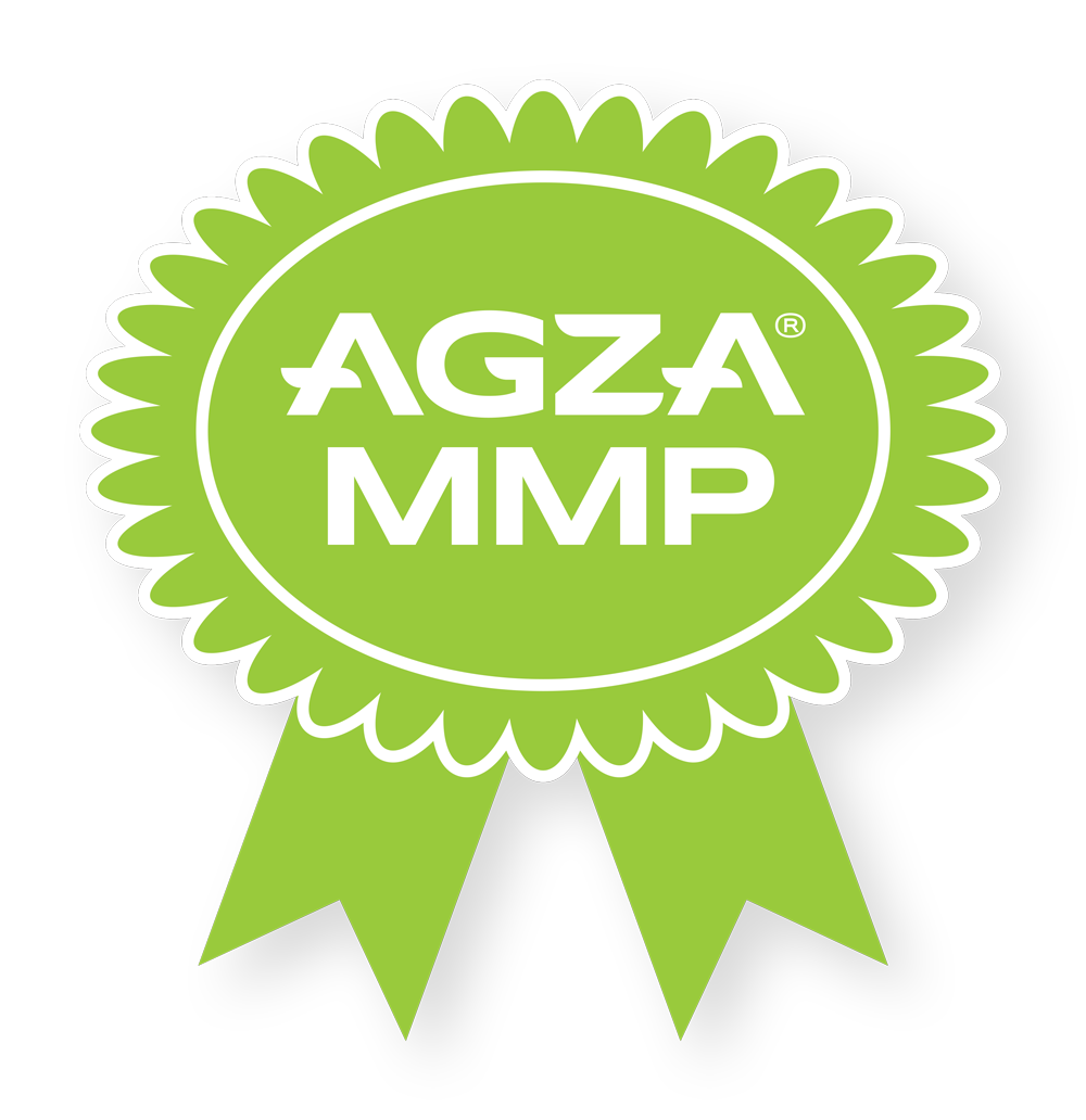 GreenWorks is an AGZA certified Manufacturers Marketing Partner