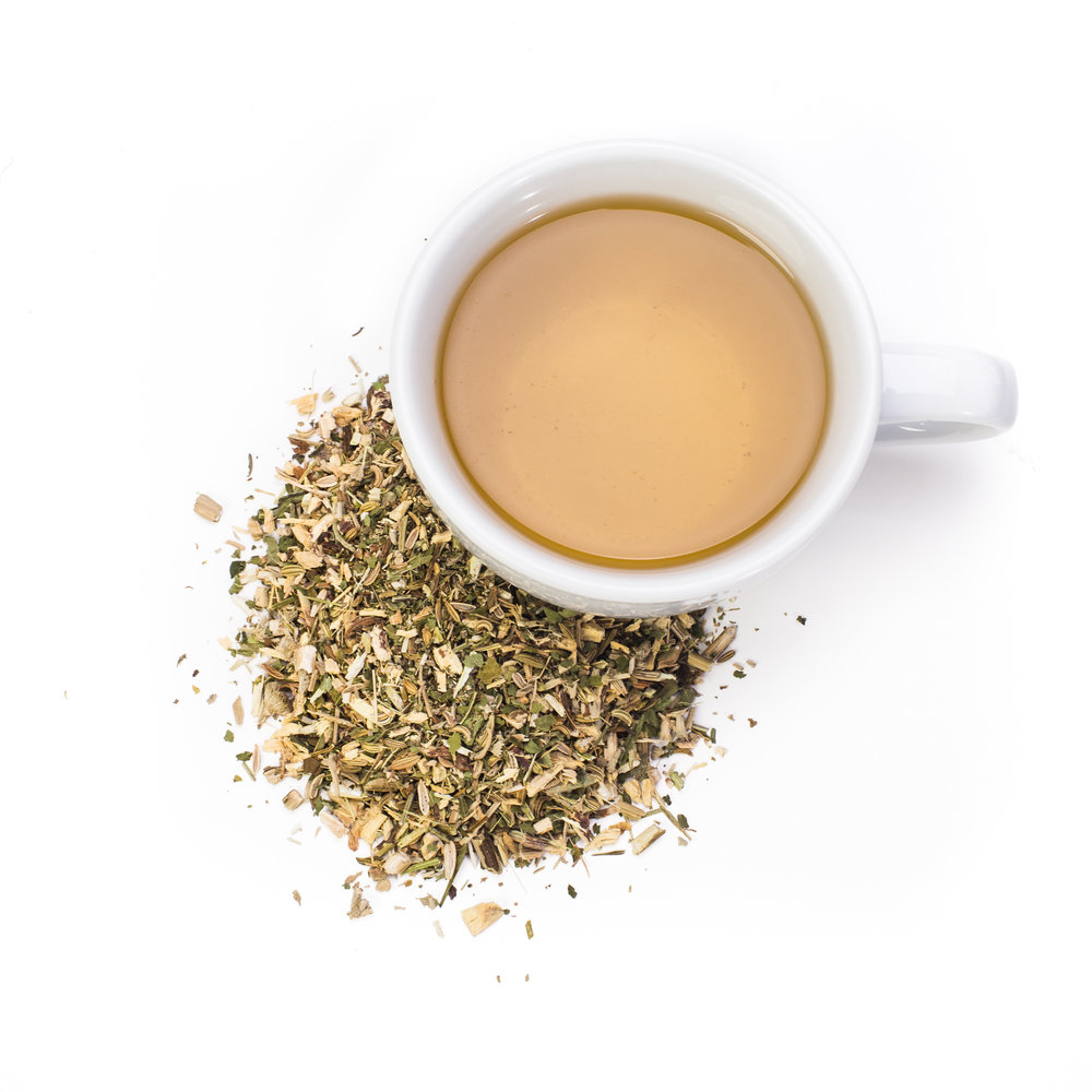 SINUS RELIEF TEA - It's in the name, my friends! Excellent for sinus pressure, infections and allergies. This herbal tisane is magic for any upper respiratory illness and calms a nagging cough.