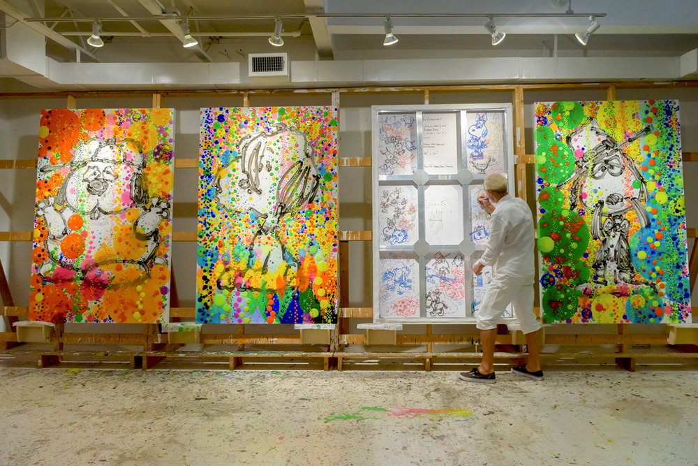 Tom Everhart Studio 14