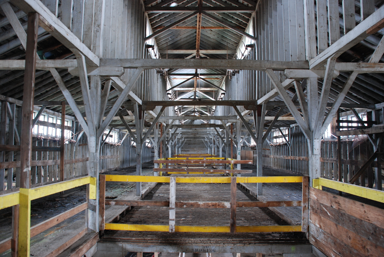 Edsel Ford Barn Interior Photo