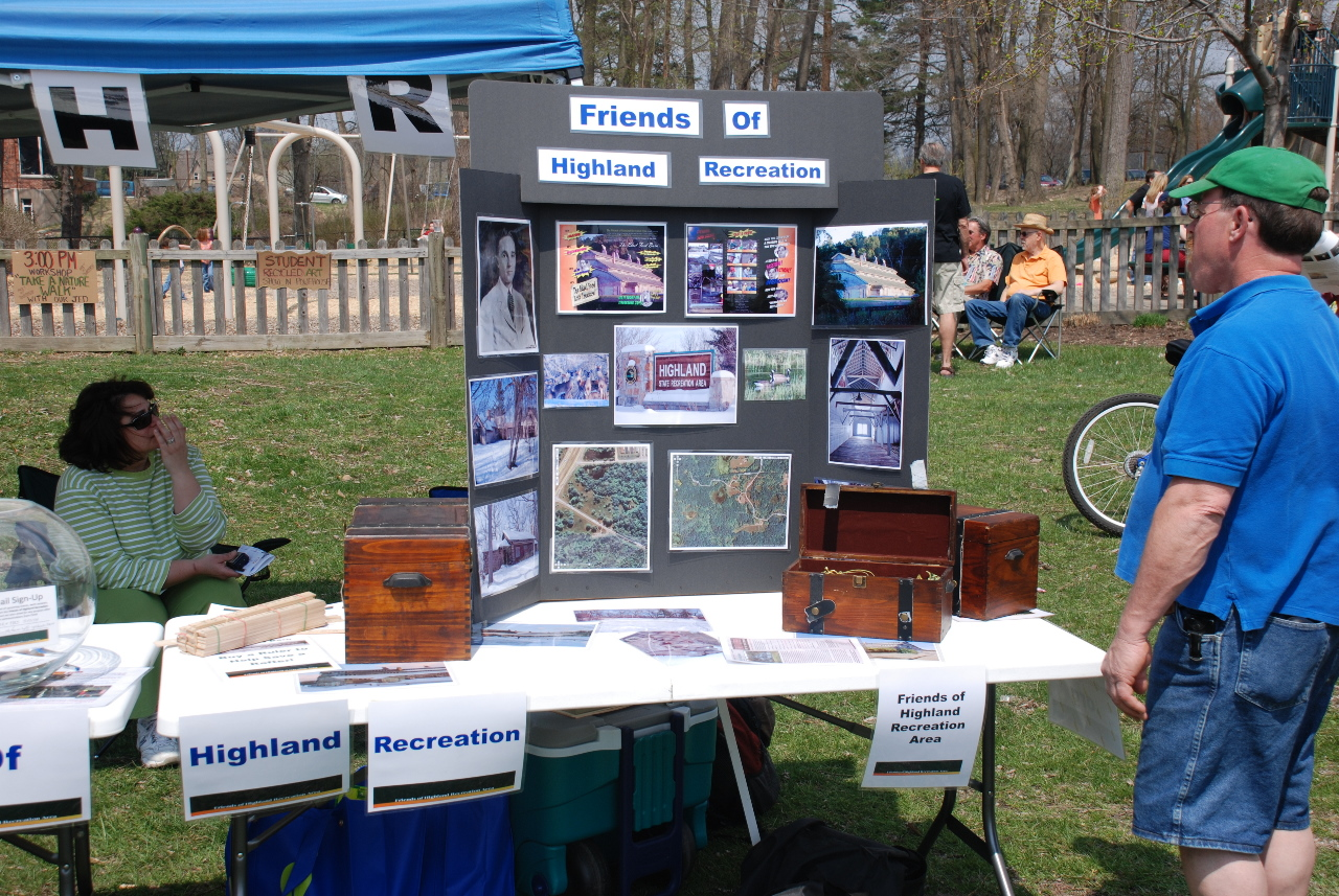 Earth Day Display