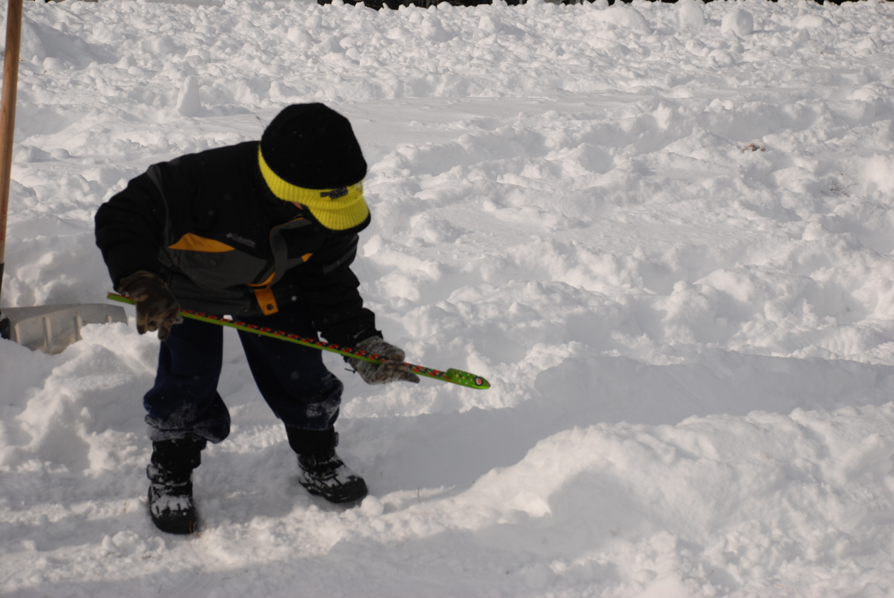 Snow Snaker 1