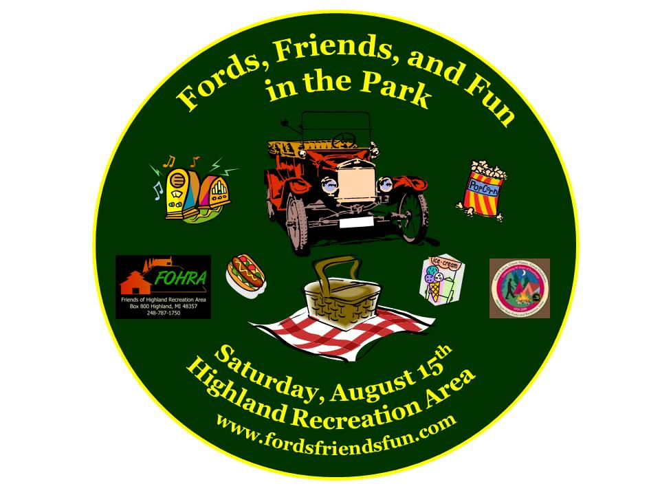 Fords Friends Fun LOGO