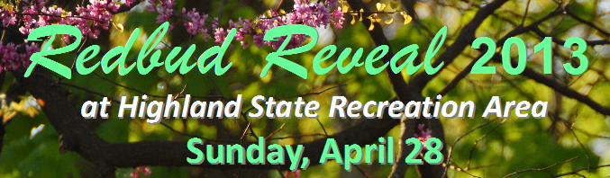 Redbud Reveal 2013 Header Graphic