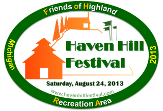 Haven Hill Festival 2013 Logo