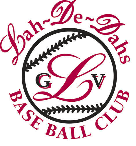 Lah De Dahs Base Ball Team Logo 2012.jpg