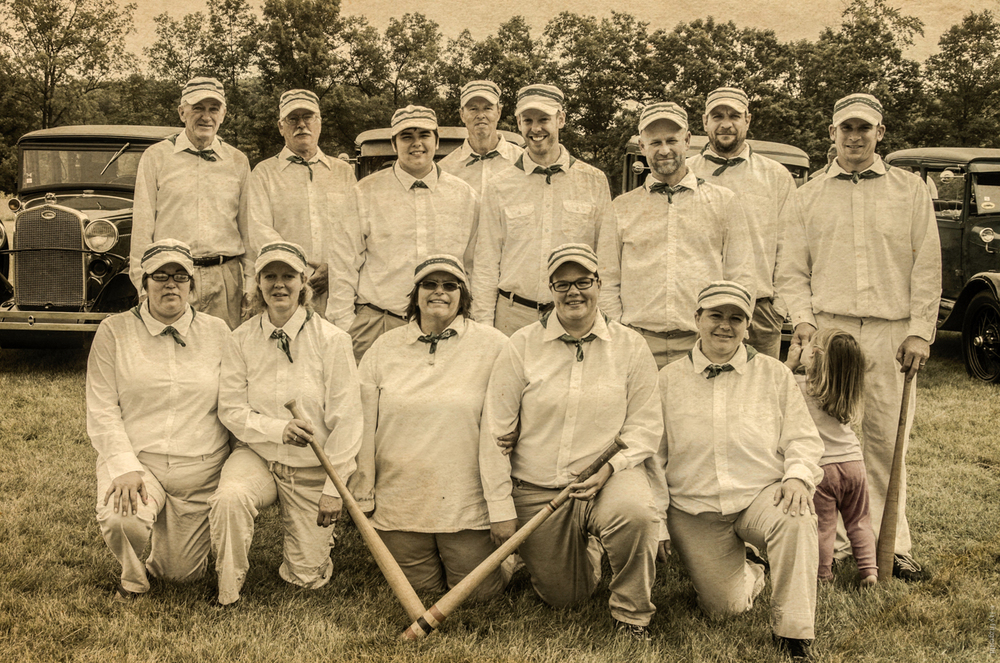 2015 Gate House Family Nine Base Ball Club