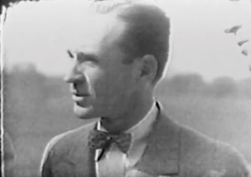 "Edsel Ford in the Haven Hill ""Possibilities"" Film"
