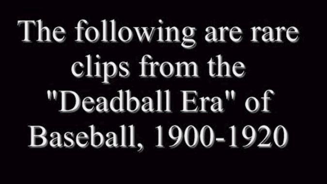 Dead Ball Era.JPG