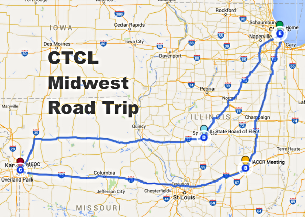 CTCL Midwest Road Trip — Center for Technology & Civic Life