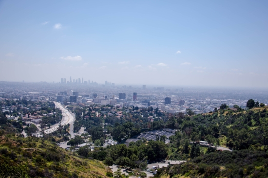 Rugged and urban: Los Angeles County
