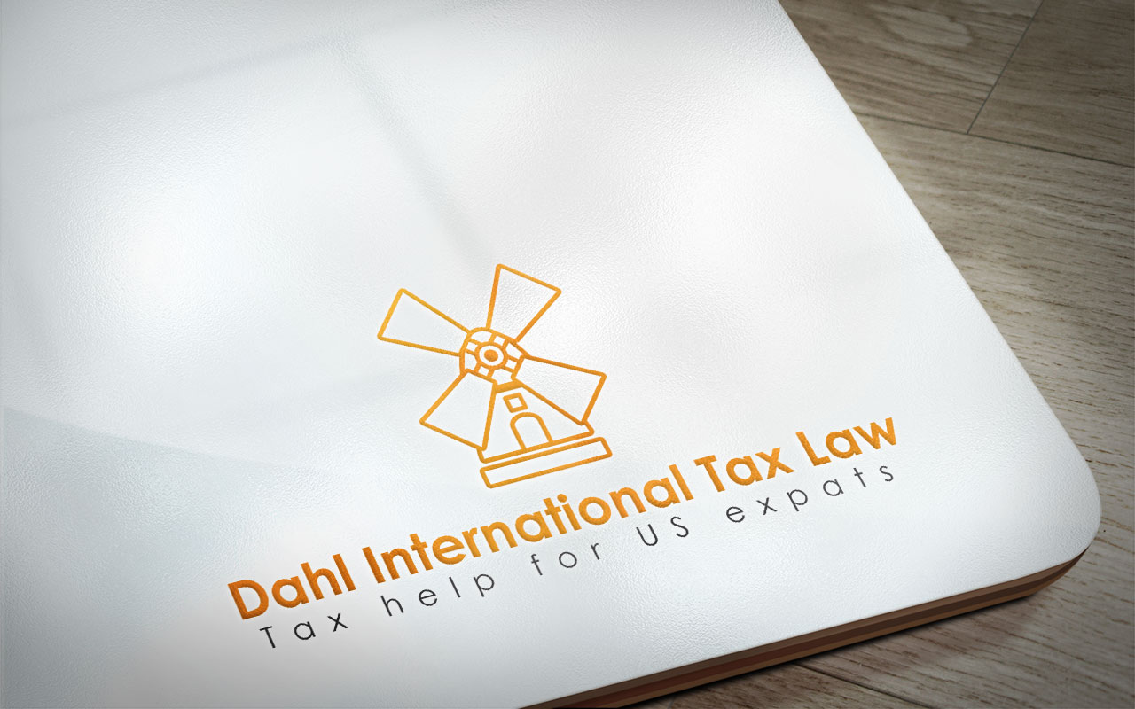 Dahl Intl Tax Law