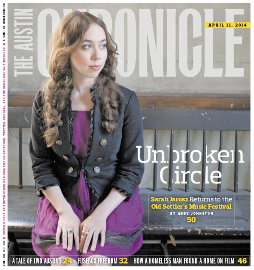 Austin Chronicle Sarah Jarosz