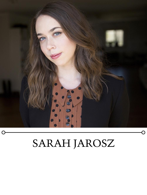 sarah jarosz print poster
