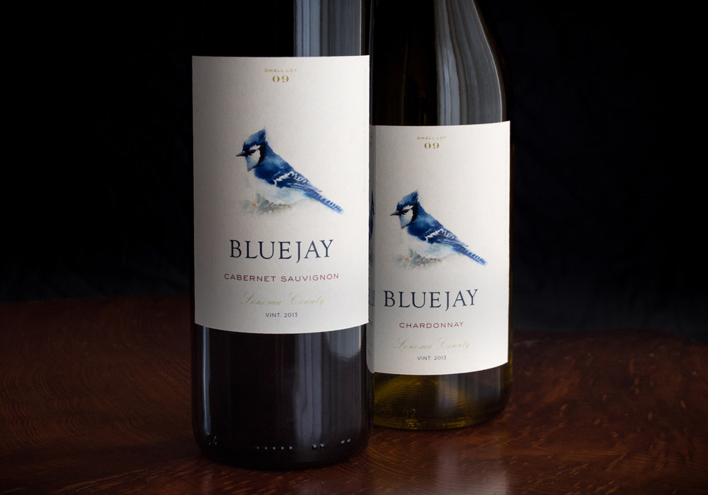 Bluejay Wine