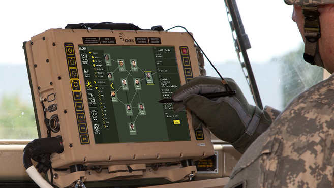 SCOUT - Research | Storyboarding | Wireframing | IA | Prototyping | UIA custom built solution to provide soldiers and commanders a live view of a battlefield including raw to analyzed human and signals intelligence.